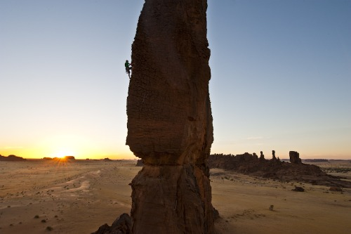 Towers Ennedi North Face