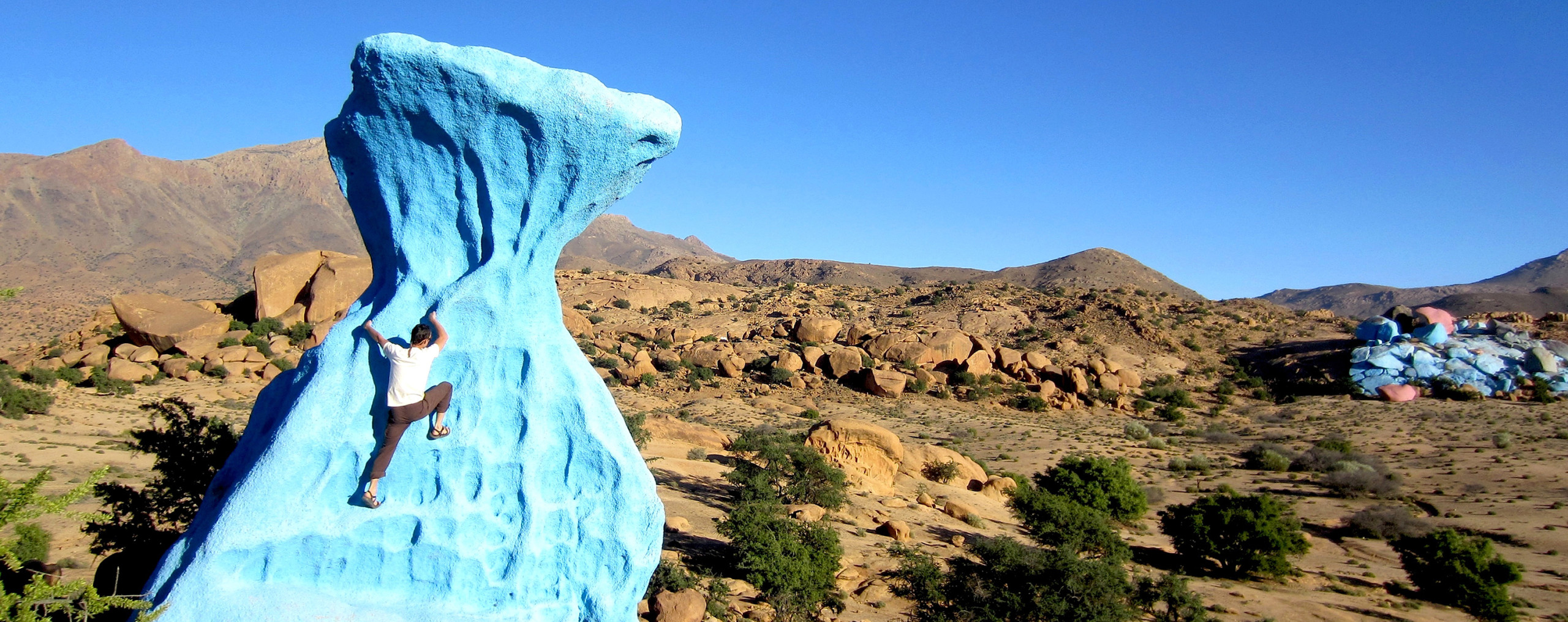 Discover Rock Climbing
