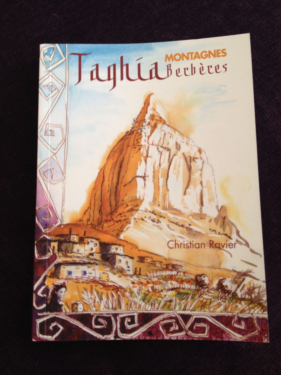 Taghia Guidebook Christian Ravier